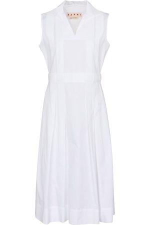 Marni Women Midi Dresses - Sleeveless midi dress