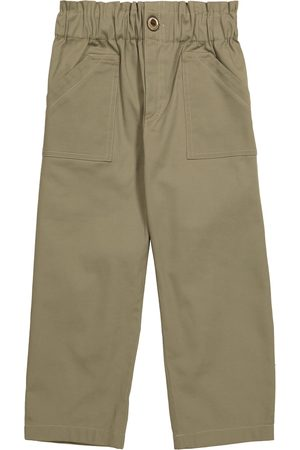 PAADE Girls Stretch Pants - Harper stretch-cotton pants