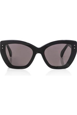 Alaïa Square acetate sunglasses