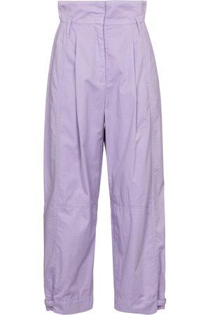 Dorothee Schumacher Sporty Power cotton paperbag pants