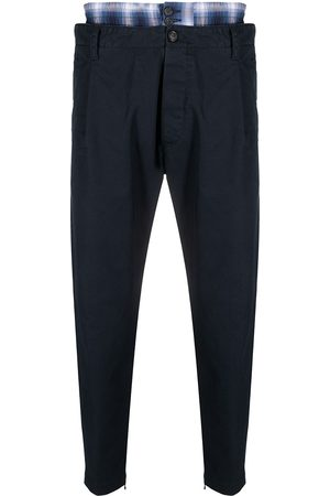 Dsquared2 Layered-look chino trousers