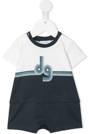 Dolce & Gabbana Kids Logo-print shorties