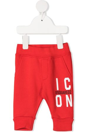 Dsquared2 Kids Boys Trousers - Icon-print track pants