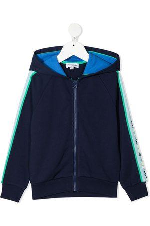 The Marc Jacobs Kids Side-stripe bomber jacket