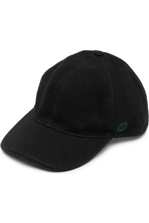 Gucci Pre-Owned Web stripe baseball cap