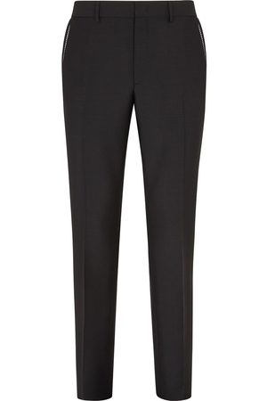 Fendi Tapered tailored trousers