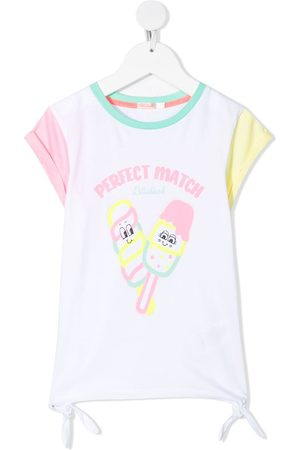Billieblush Perfect Match ice cream T-shirt