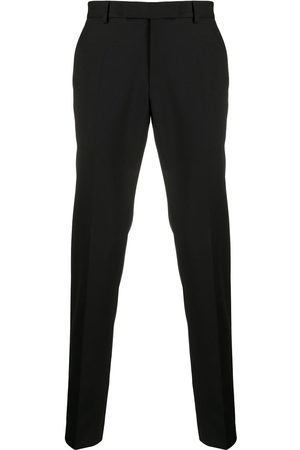 Karl Lagerfeld Straight-leg tailored trousers