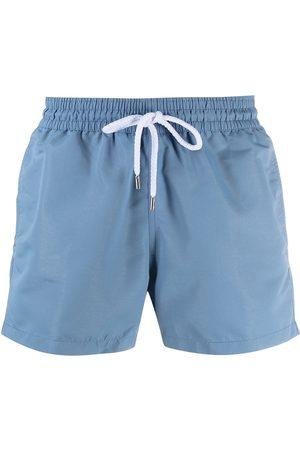 Frescobol Carioca Above-knee swim shorts
