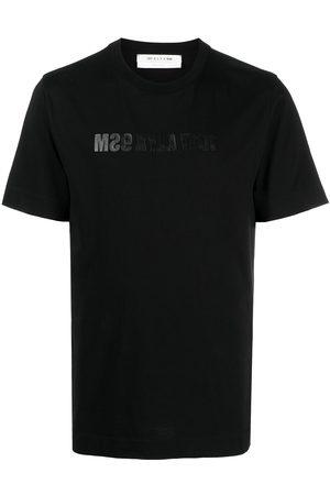 1017 ALYX 9SM Reverse-logo print T-shirt