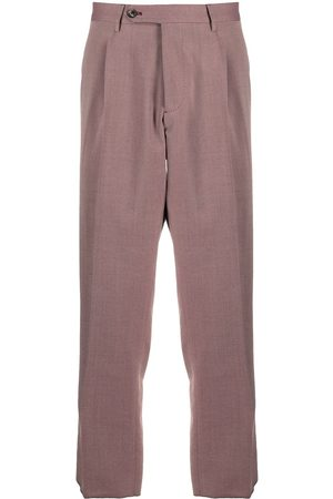 Etro Men Formal Pants - Straight-leg tailored trousers