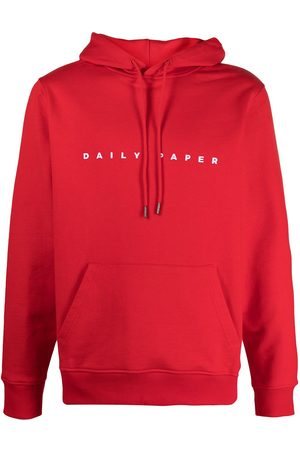 Daily paper Sweatshirts - Logo-embroidered hoodie