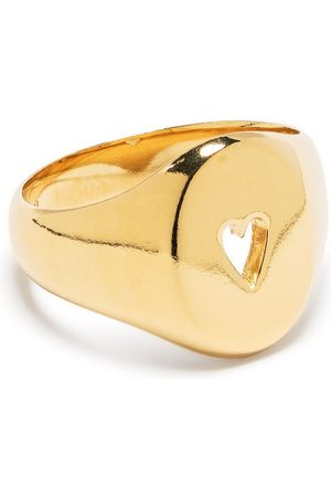 WOUTERS & HENDRIX Women Rings - SIGNET RING WITH HEART