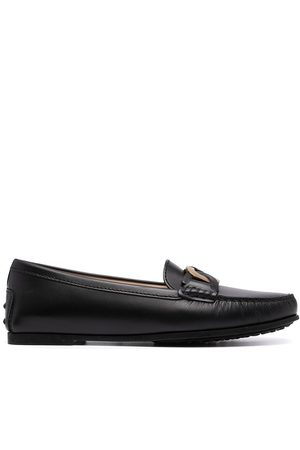 Tod's Women Loafers - Kate leather loafers