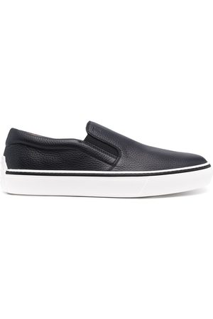 Tod's Men Sneakers - Slip-on leather sneakers