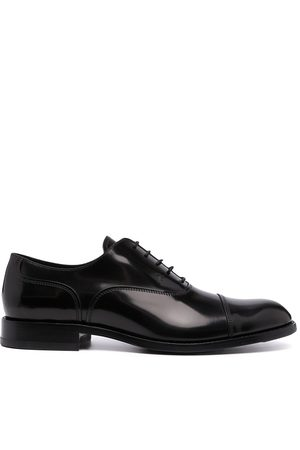 Tod's Men Shoes - Leather Oxford shoes