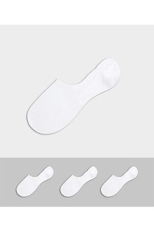 Selected Homme Invisible sock 3 pack in