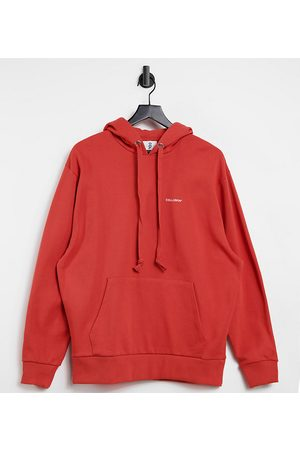 Collusion Unisex hoodie in bright