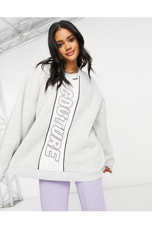 The Couture Club Oversized sweat in