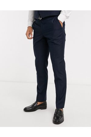 French Connection Tuxedo trousers in slim fit