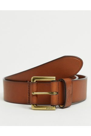 Polo Ralph Lauren Leather belt in with logo