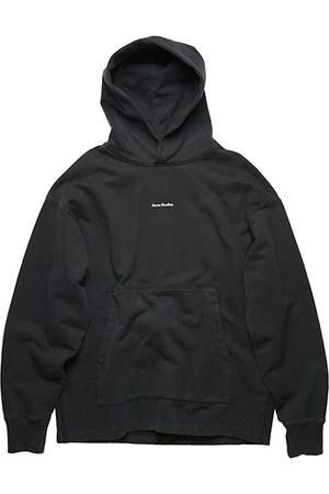 Acne Logo Hooded Sweatshirt