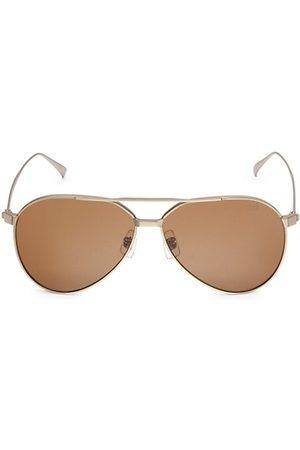 Dunhill Men Sunglasses - 60MM Pilot Sunglasses