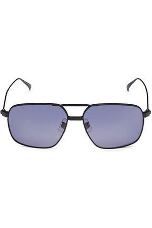 Dunhill 60MM Pilot Sunglasses