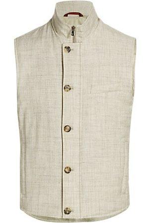 ISAIA Men Camisoles - Summer Time Storm Vest