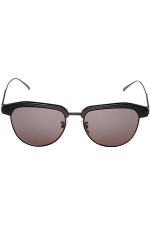 Bottega Veneta Men Sunglasses - DNA 54MM Round Panthos Sunglasses