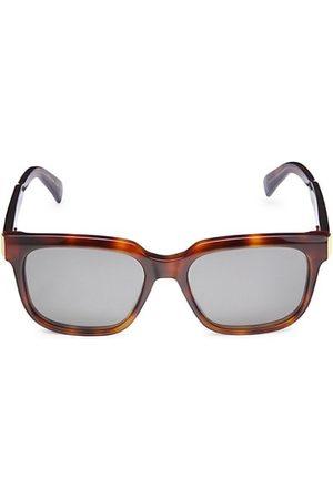 Dunhill 54MM Rectangular Sunglasses