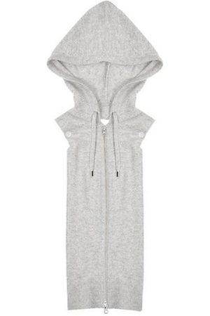 VERONICA BEARD Women Camisoles - Uptown Merino Wool & Cashmere Hooded Dickey