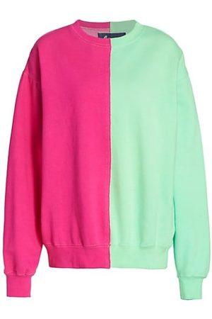 LA DETRESSE Half Half Sweatshirt