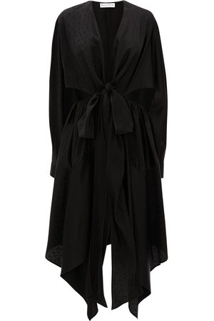 J.W.Anderson Asymmetric cut-out dress