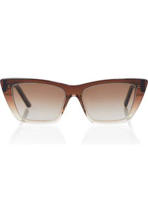 Saint Laurent Mica square sunglasses