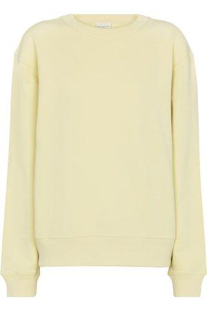 DRIES VAN NOTEN Cotton jersey sweatshirt