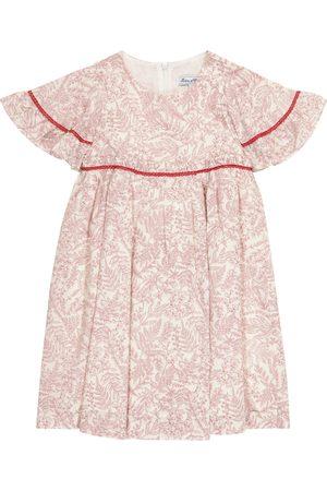 Tartine Et Chocolat Liberty-print cotton dress