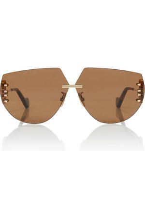 Loewe Anagram oversized sunglasses