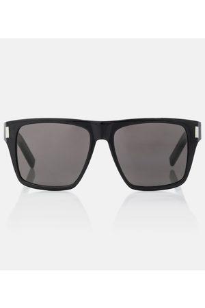 Saint Laurent SL 424 square acetate sunglasses