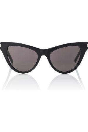 Saint Laurent SL 425 cat-eye acetate sunglasses