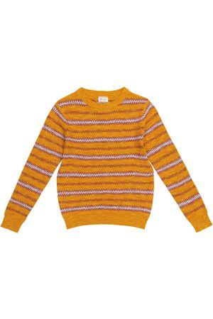 MORLEY Boys Jumpers - Nomad cotton-blend sweater