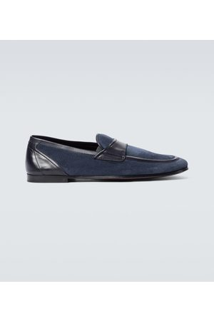 Dolce & Gabbana Suede loafers