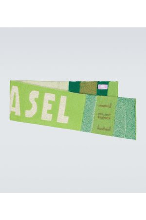 ERL Graphic printed scarf