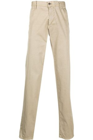 Incotex Men Chinos - Straight-leg chino trousers