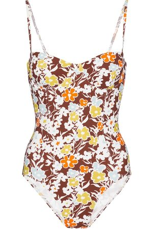 Tory Burch Women Swimsuits - Floral swimsuit