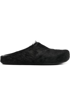 Marni Men Slippers - Calf hair slippers