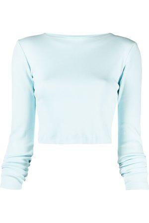 Styland Women Long Sleeve - Cropped long-sleeve top