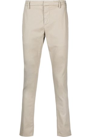 Dondup Men Chinos - Slim-cut cotton chinos