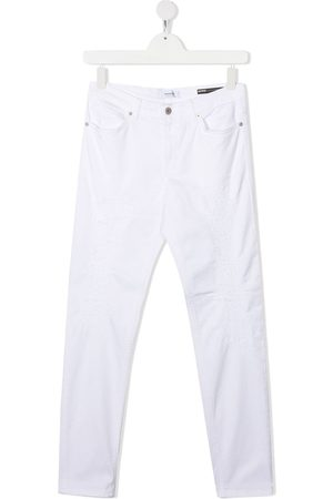 Dondup Boys Skinny Pants - Slim-cut trousers