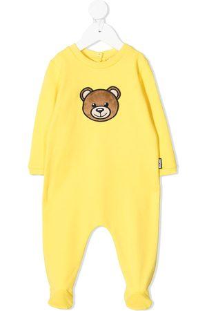 Moschino Baby Pyjamas - Teddy bear print pyjama